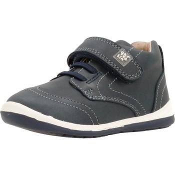Chaussures Garçon Baskets montantes Garvalin 171317 Bleu
