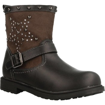 Chaussures Fille Bottes ville Lulu BABY JOKER Marron