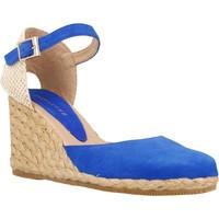 Chaussures Femme Espadrilles Equitare JONES12 Bleu