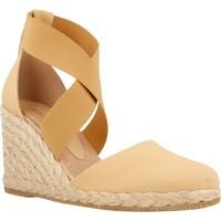 Chaussures Femme Espadrilles Equitare JONES03 Brun