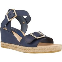 Chaussures Femme Espadrilles Equitare JONES18 Bleu