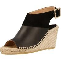 Chaussures Femme Espadrilles Equitare JONES26 Noir