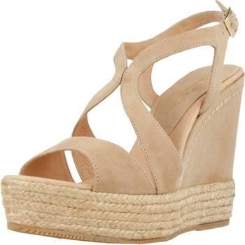 Chaussures Femme Sandales et Nu-pieds Equitare JONES29 Brun