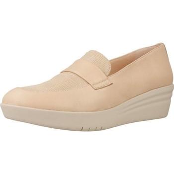 Chaussures Femme Mocassins Mikaela 17075 Brun