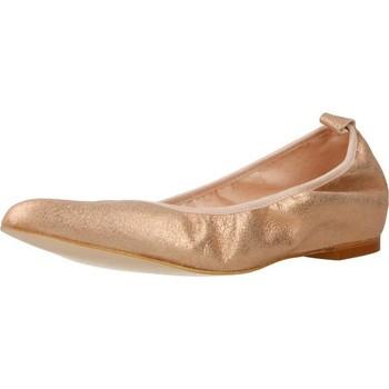 Chaussures Femme Ballerines / babies Mikaela 17021 Brun