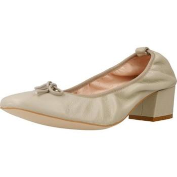 Chaussures Femme Ballerines / babies Mikaela 17018 Gris