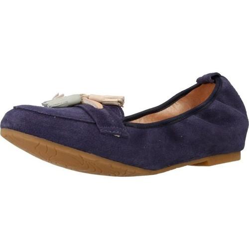 Chaussures Femme Ballerines / babies Mikaela 17010 Bleu