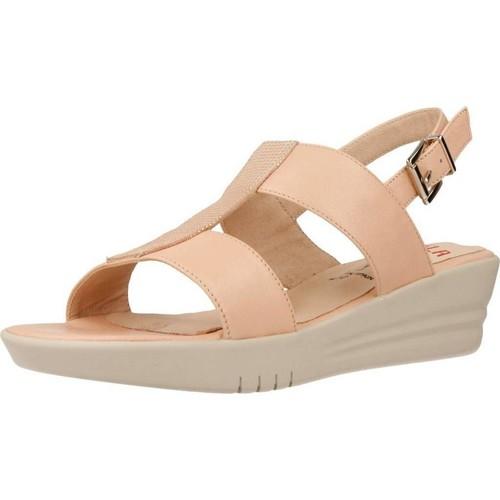 Chaussures Femme Sandales et Nu-pieds Mikaela 17089 Rose