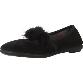 Chaussures Fille Ballerines / babies Vulladi 1405 070 Noir