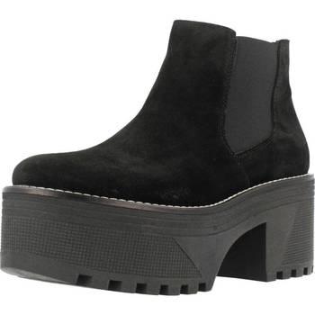 Chaussures Femme Boots Alpe 3504 11 Noir