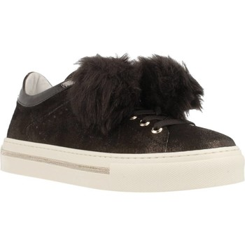 Chaussures Femme Baskets basses Alpe 3287 13 Noir