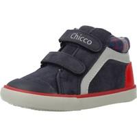 Chaussures Garçon Baskets montantes Chicco GAYER Bleu