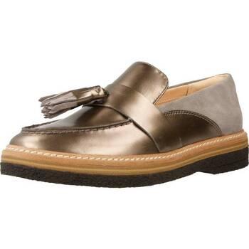 Chaussures Femme Mocassins Clarks ZANTE SPRING Argent