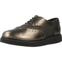 Chaussures Femme Derbies Geox D THYMAR D´or