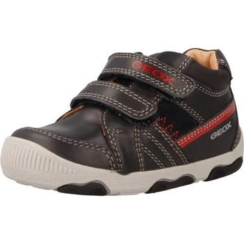 Chaussures Garçon Baskets basses Geox B NEW BALU BOY Bleu