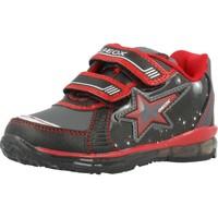 Chaussures Garçon Baskets basses Geox B TODO BOY Noir
