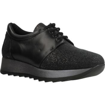 Chaussures Femme Derbies Trimas Menorca ZEUS Noir