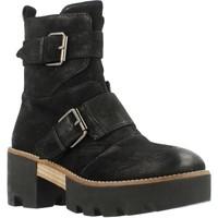 Chaussures Femme Bottines Elvio Zanon G0403G Noir