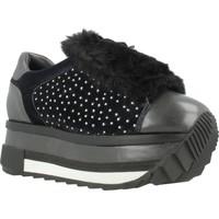 Chaussures Femme Baskets basses Elvio Zanon G6204N Bleu