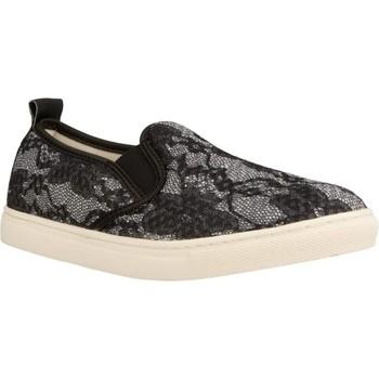 Chaussures Fille Slip ons Guess FISLO3 ELE12 Noir