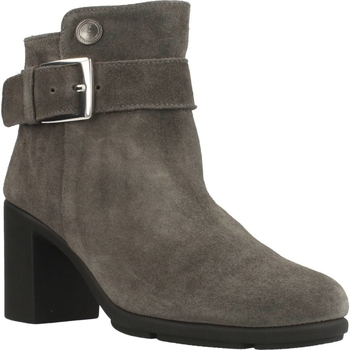 Chaussures Femme Boots Lumberjack NIVES Gris