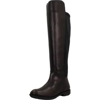 Chaussures Femme Bottes ville Lumberjack TIFFANY Noir
