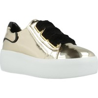 Chaussures Femme Baskets basses Just Another Copy JACPOP002 D´or