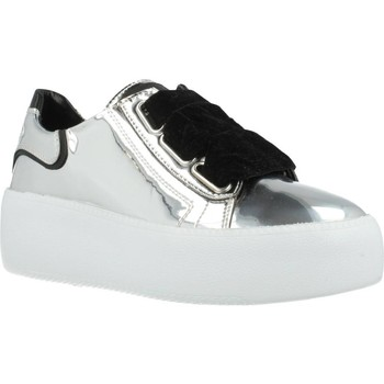 58b8846cd2dd2 Chaussures Femme Baskets basses Just Another Copy JACPOP001 Argent