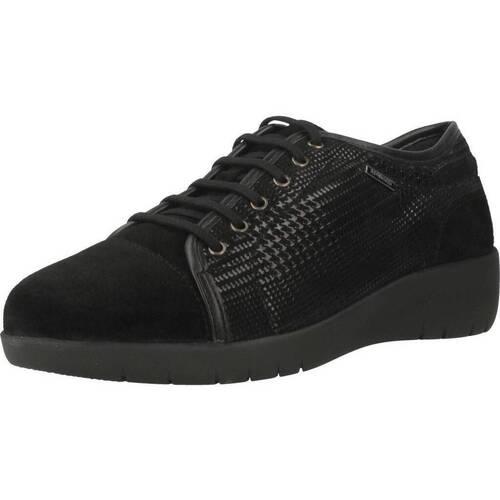 Chaussures Femme Derbies Stonefly PASEO III 5 Noir