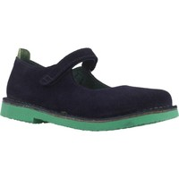 Chaussures Fille Derbies & Richelieu B-Run 700 Bleu