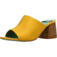 Chaussures Femme Mules Lab 18254 431 Jaune