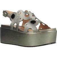 Chaussures Femme Sandales et Nu-pieds Bruno Premi R5003G Brun