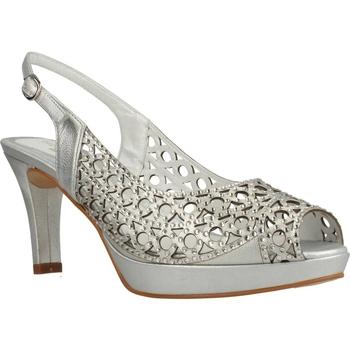 Chaussures Femme Sandales et Nu-pieds Sitgetana SPLENDOR Argent