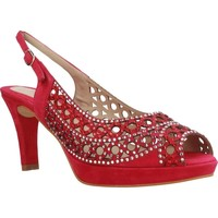 Chaussures Femme Sandales et Nu-pieds Sitgetana 29203 Rose