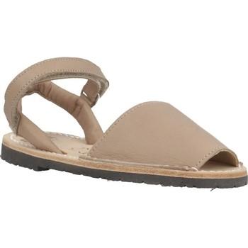 Chaussures Garçon Sandales et Nu-pieds Ria 20090 Brun