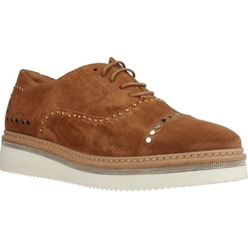 Chaussures Femme Derbies Alpe 3564 11 Marron
