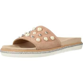 Chaussures Femme Claquettes Alpe 3686 12 Brun