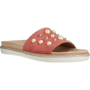 Chaussures Femme Claquettes Alpe 3686 12 Rose