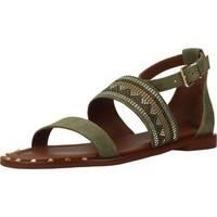 Chaussures Femme Sandales et Nu-pieds Alpe 3747 12 Vert