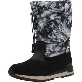 Chaussures Femme Bottes de neige Geox D ANEKO B ABX Noir