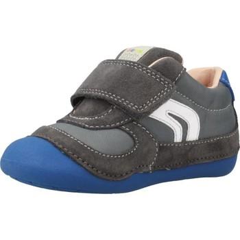 Chaussures Garçon Baskets basses Geox B TUTIM Bleu