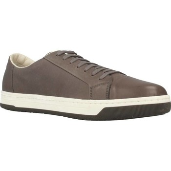 Chaussures Homme Baskets basses Geox U RIKIN Gris