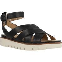 Chaussures Femme Sandales et Nu-pieds Geox D DARLINE Noir