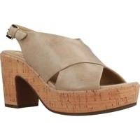 Chaussures Femme Sandales et Nu-pieds Geox D ZAFERLY Brun