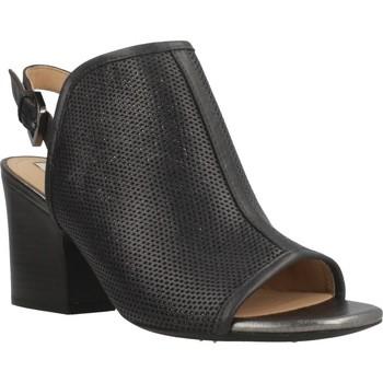 Chaussures Femme Sandales et Nu-pieds Geox D MARILYSE Noir