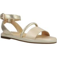 Chaussures Femme Sandales et Nu-pieds Geox D KOLLEEN D´or