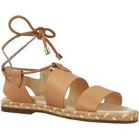 Chaussures Femme Sandales et Nu-pieds Geox D KOLLEEN Brun
