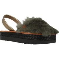 Chaussures Femme Sandales et Nu-pieds Menorquinas Popa GOA Vert