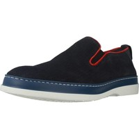 Chaussures Homme Slip ons Angel Infantes 15074A Bleu