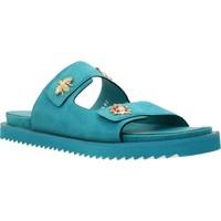 Chaussures Femme Sandales et Nu-pieds Elvio Zanon H0503P Bleu